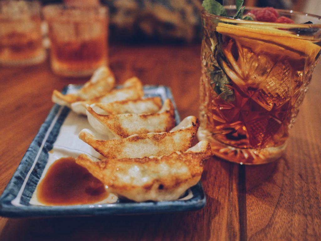 焼き餃子イメージ