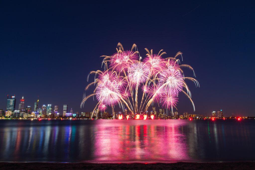 ニューヨーク花火大会