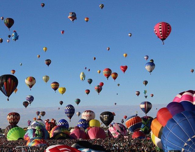 アルバカーキ熱気球フェスティバル