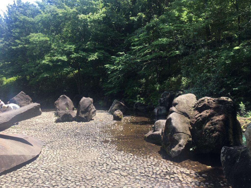 四季の森公園じゃぶじゃぶ池