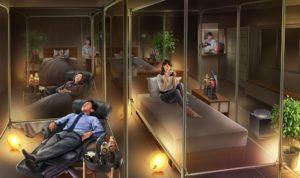 ネスカフェ睡眠カフェ