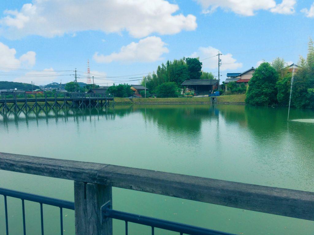 野方三ツ池