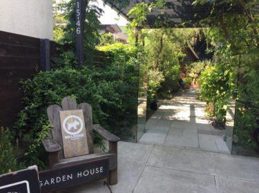 ガー鎌倉ガーデンハウスエントランス