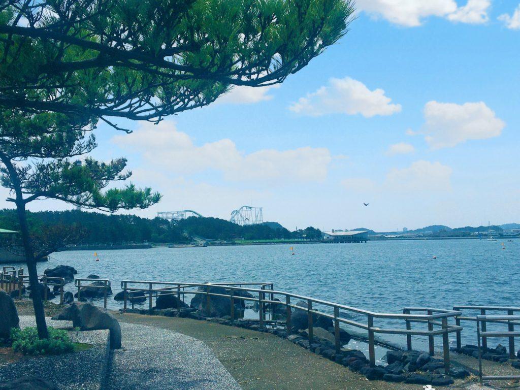 横浜 海の公園