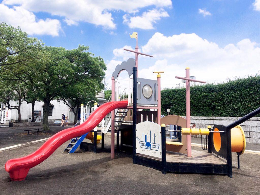 ペリー公園児童広場