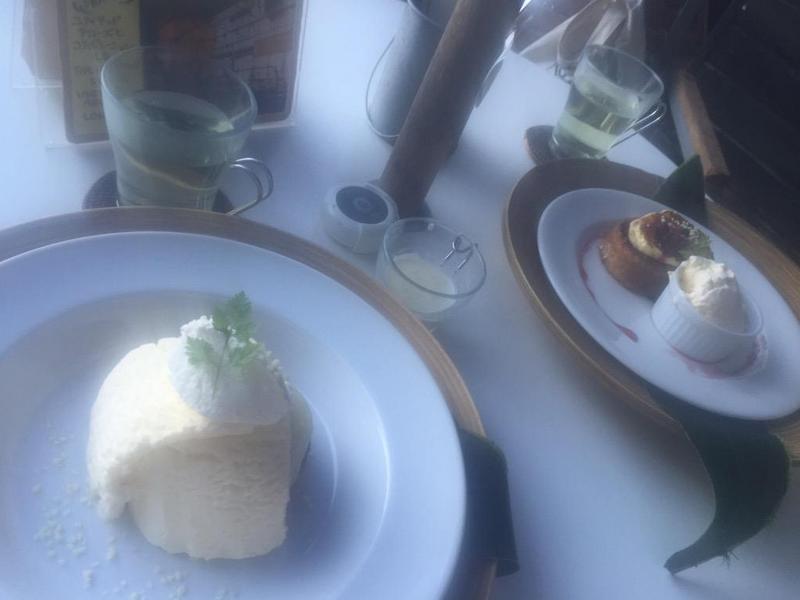 ロンカフェ江の島本店フレンチトースト