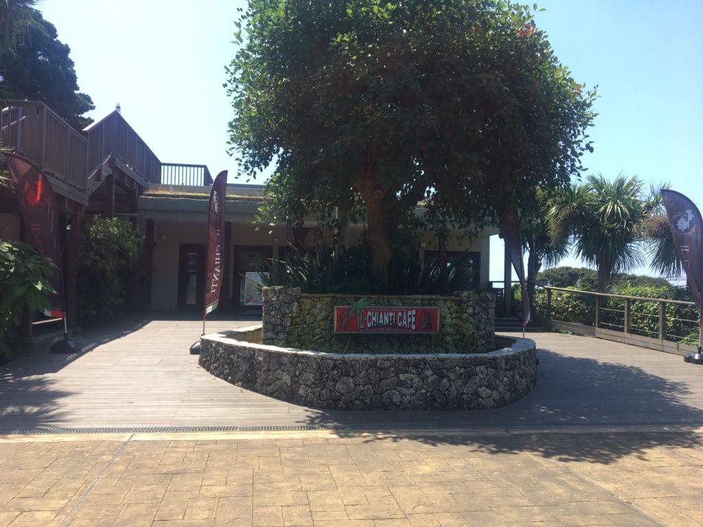 江の島イルキャンティカフェ