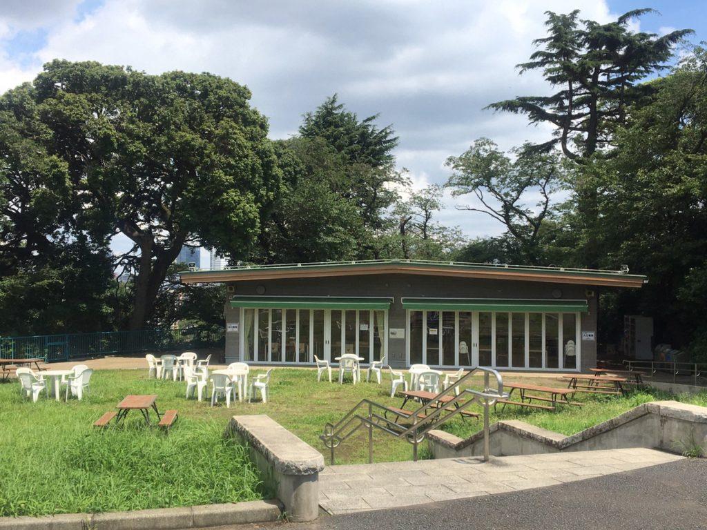野毛山公園ひだまりカフェ