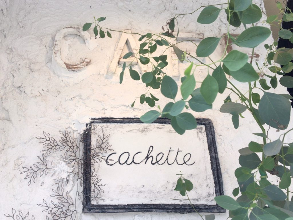横須賀ハンモックカフェ cachette(カシェット)