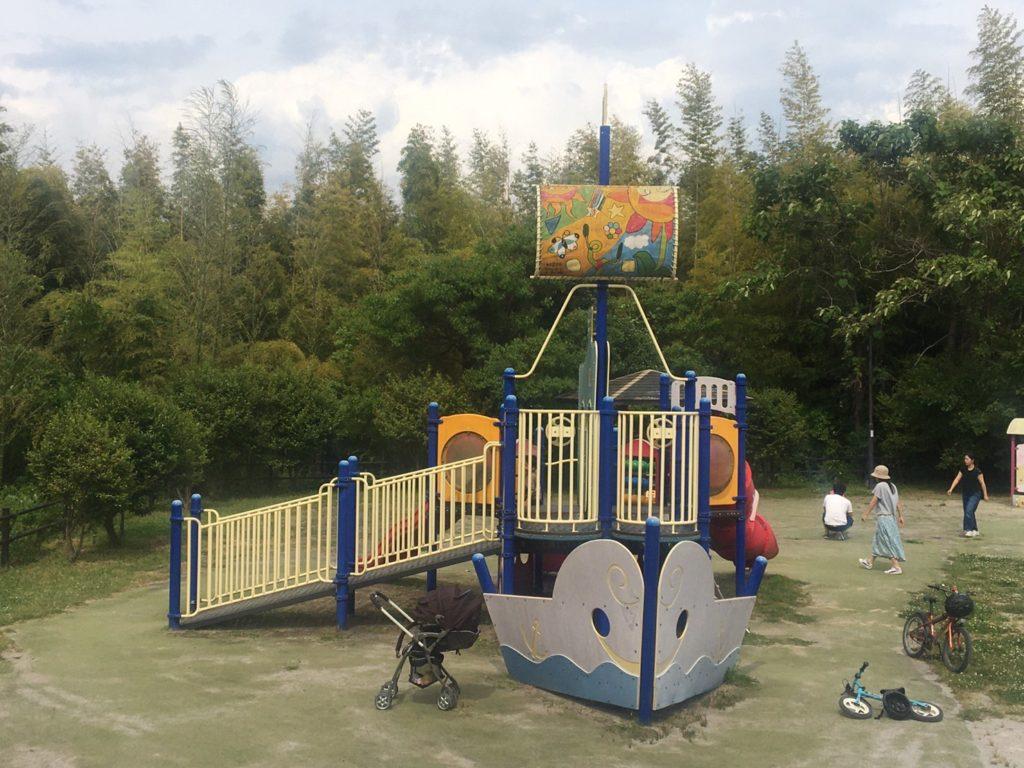 牧野ヶ池公園・南児童園 遊具