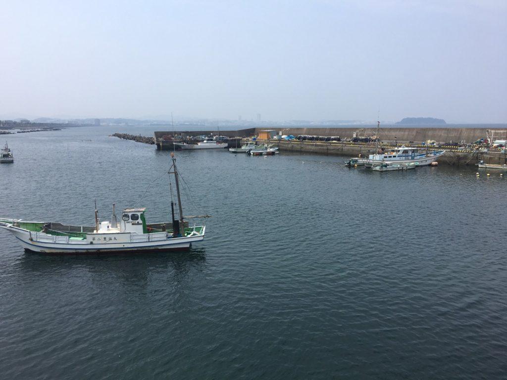 走水海岸桟橋
