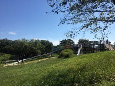 デイキャンプ場もアスレチック遊具も!自然豊かな名古屋・天白公園