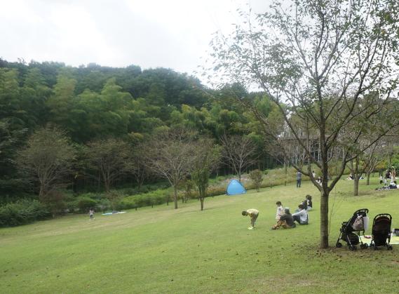 里山ガーデン・ピクニック広場