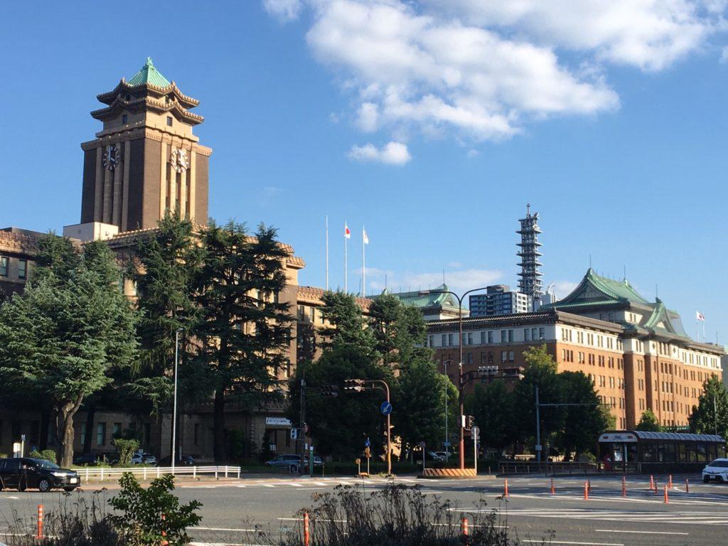 愛知県庁・名古屋市役所