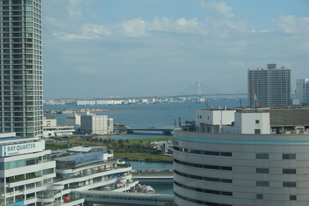 JR横浜タワーうみそらデッキ