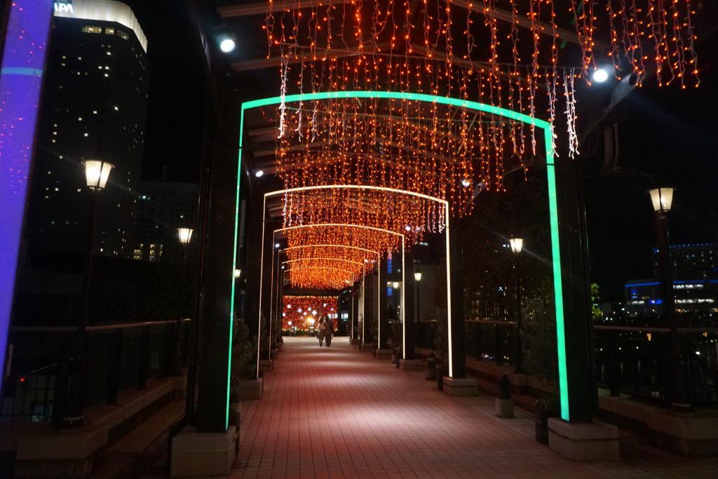 横浜ワールドポーターズ「FANTASTIC CHRISTMAS 2020」