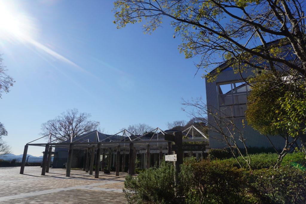 金沢自然公園 ののはな館・ののはなカフェ