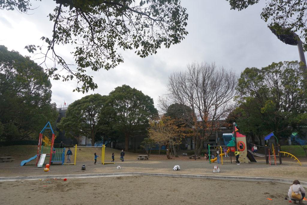 平塚市総合公園こども広場