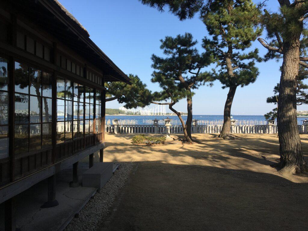 野島公園 旧伊藤博文金沢別邸