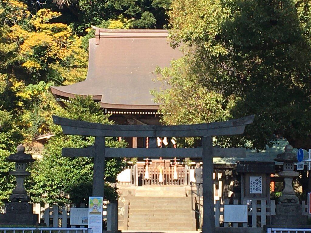 金沢八景 瀬戸神社