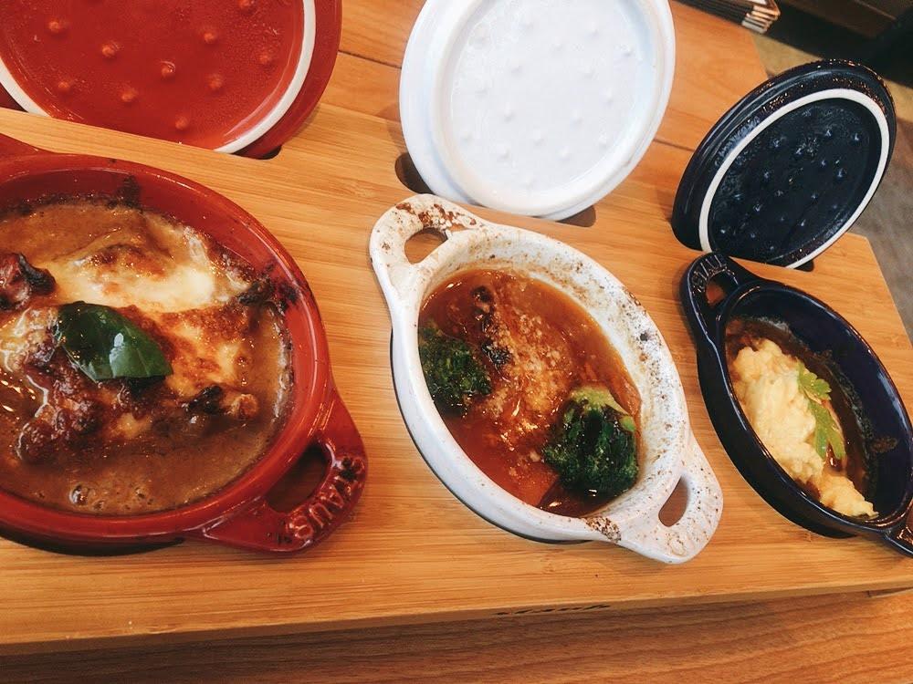 ブランチ南部市場 kino-COCOCHI yokohama 3種のココットグラタン