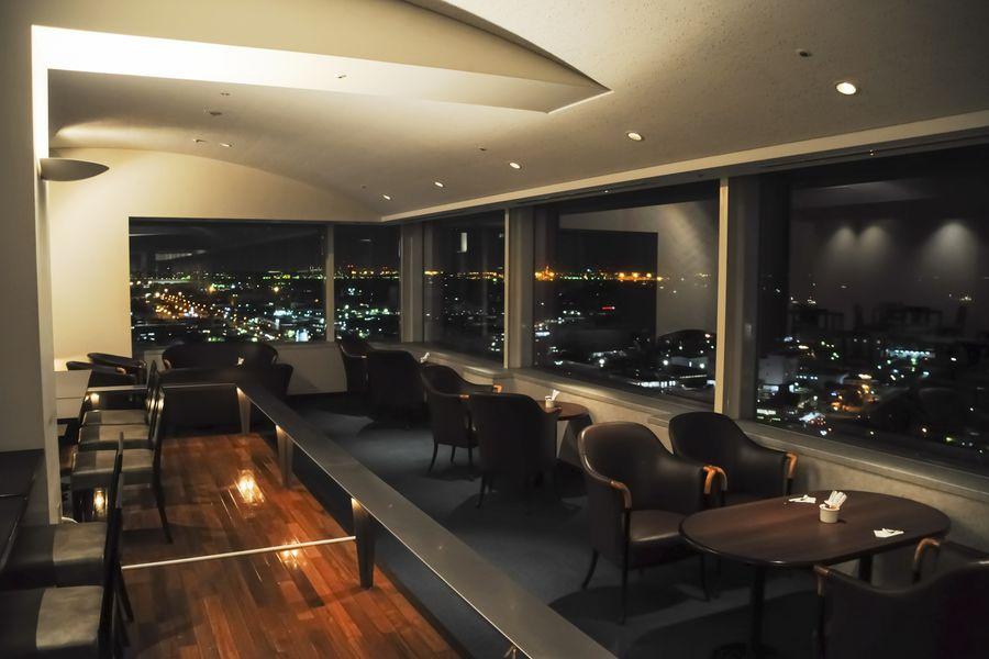 横浜テクノタワーホテル 鉄板焼レストラン八景